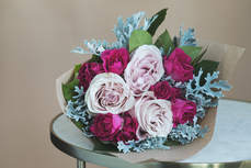 Sweet Rose Valentine BouquetCom 2021