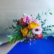 Designers Choice - Bright - Small Hand-tied