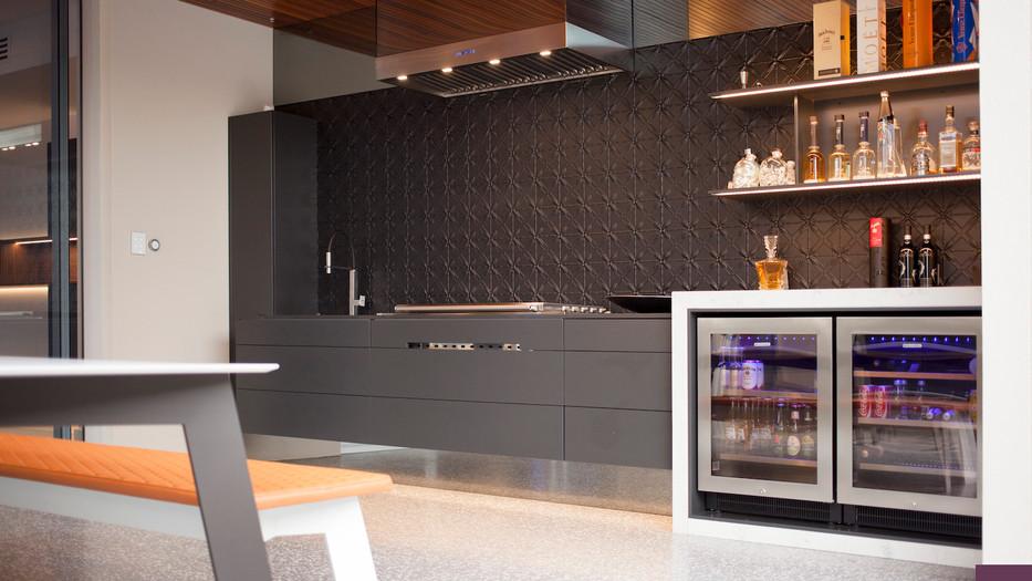 Payneham South Outdoor Kitchen Design