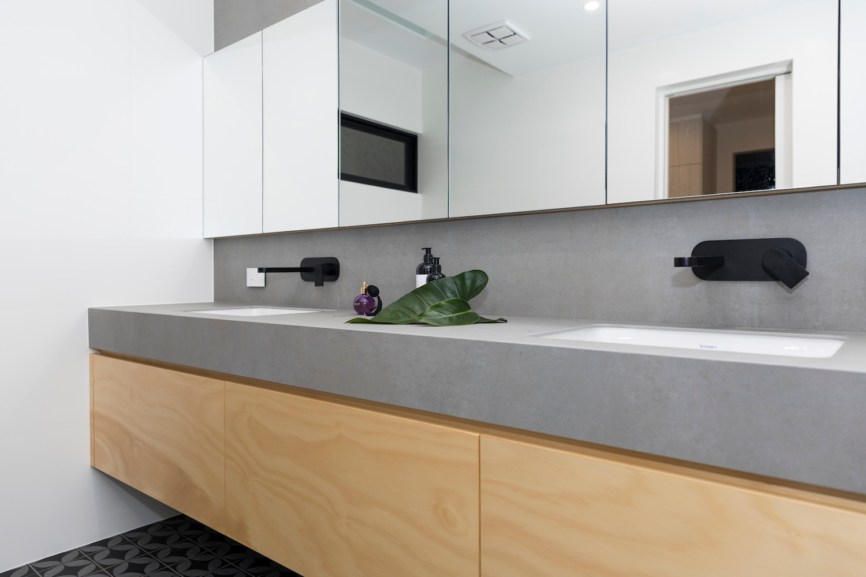 Highgate Bathroom Joinery Design