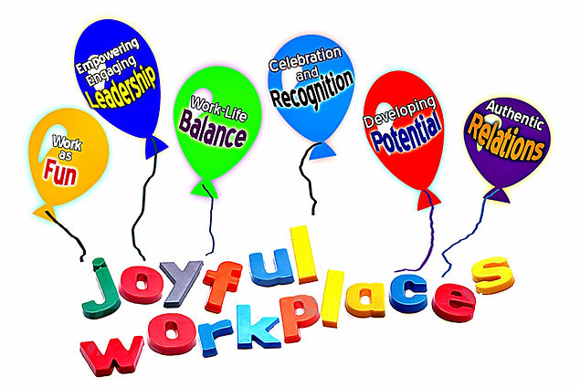 Joyful Workplaces Building Blocks