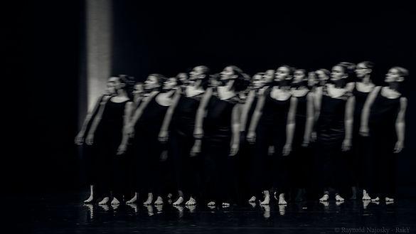 Scènes de danse