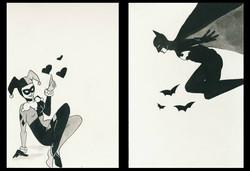 Harley Quinn & Batman