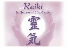 Reiki I Training!