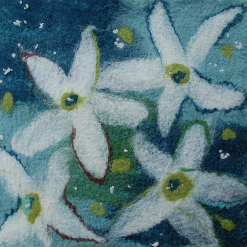 'White Lilies'