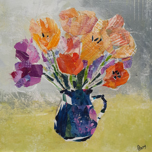 Bright and Breezy Tulips