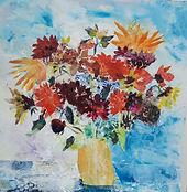 Sunflowers and Dahlias.jpg