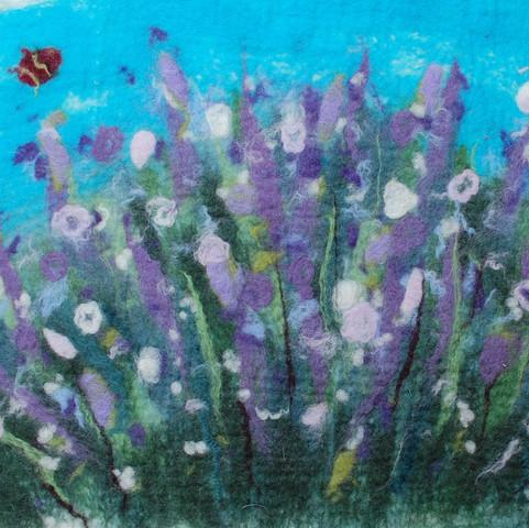 'Lavender Hedge'