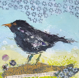 The Blackbird Sings