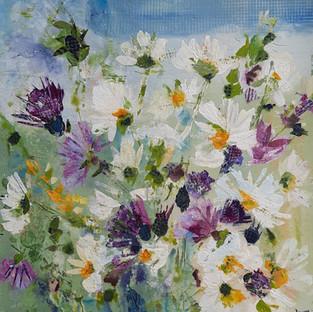 Wildflowers in the field