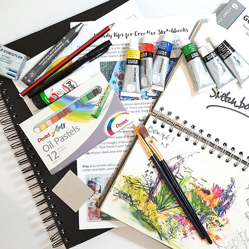 Sketchbook Kit