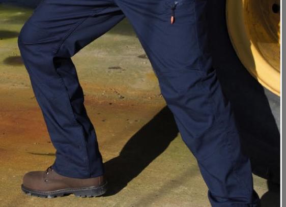 Pantalon de travail strech