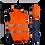 Thumbnail: Bodywarmer haute visibilité réversible