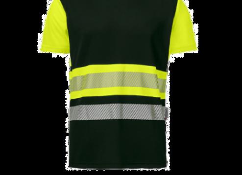 Tee-shirt jaune et noir Classe 1