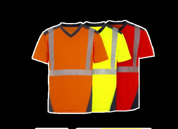 Tee-shirt col V Classe 2