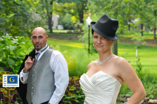 Weddings in the park -