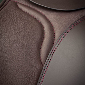 Detail Knielage Mocca