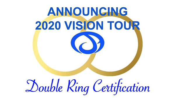 Double Ring Competition Certification Se