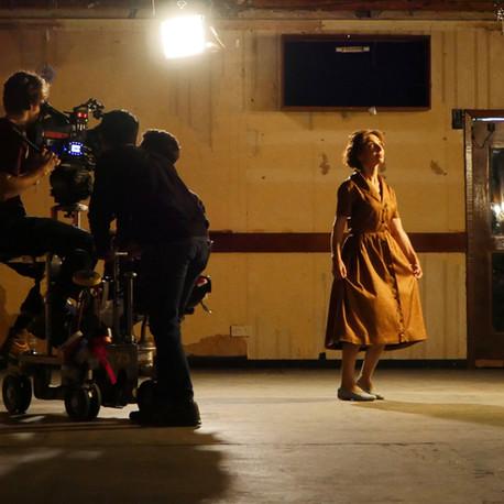 Behind-the-scenes still by Julian Howell