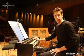 Augustin Viard, ondes Martenot player