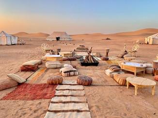 Sahara Camp - Morocco