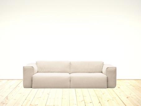 Ein Sofa, verschiedene Looks