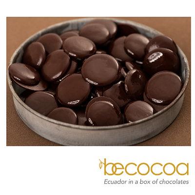 Chocolate 100% Extra amargo (Sin azúcar) 200 g
