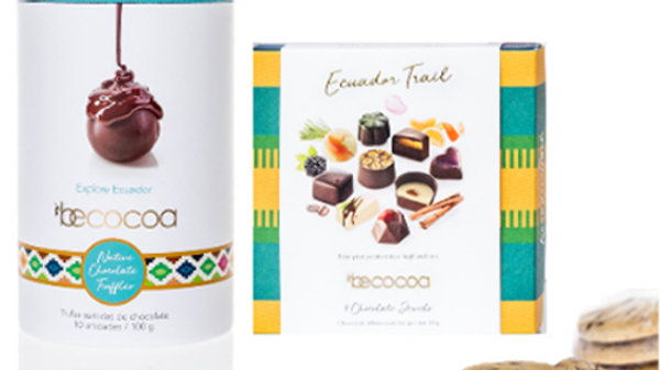 Be Cocoa Basic & Bakery