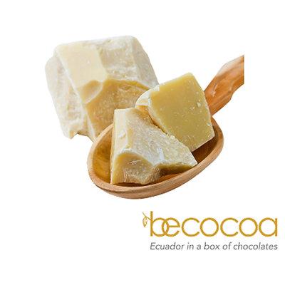 Manteca de Cacao (sin azúcar) 100 g