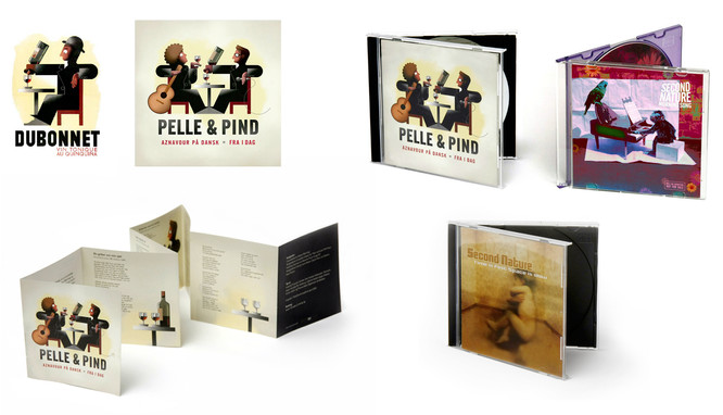 Audio CD Covers