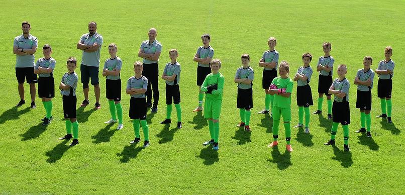 D1-Junioren DJK Donaueschingen 2021/2022