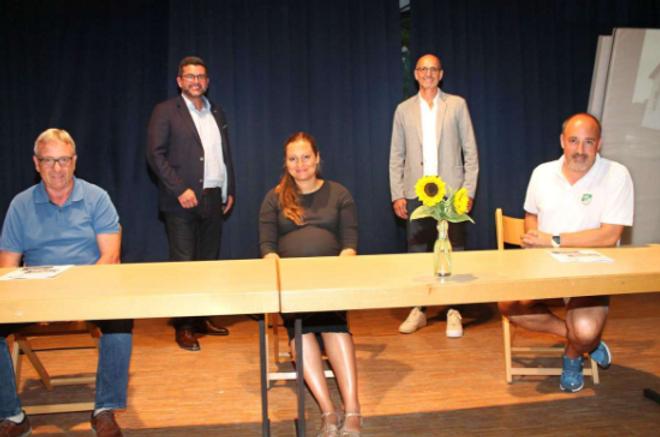 Ein Quartett leitet die DJK Donaueschingen