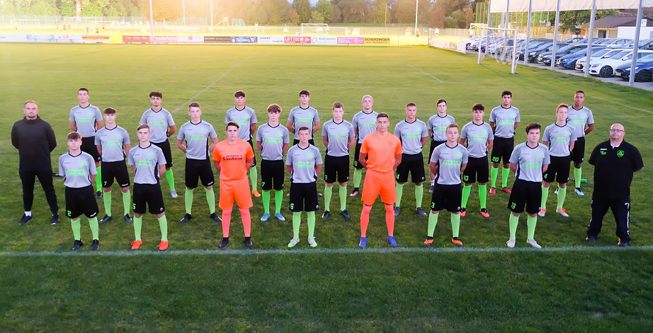 A1-Junioren DJK Donaueschingen 2020/2021
