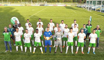 1.Mannschaft DJK Donaueschingen 2020/2021