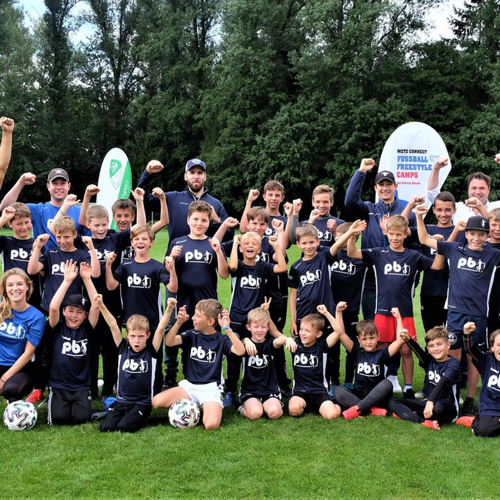 METZ-CONNECT-FUSSBALL-SOMMERCAMP Tag 2
