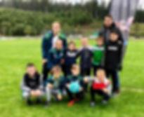 E1-Junioren gewinnen Turnier in Wolterdingen