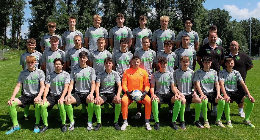 A1-Junioren DJK Donaueschingen 2021/2022