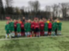 U13 des FC St. Gallen schlägt SC Freiburg