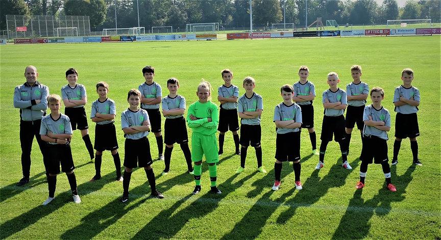 D1-Junioren DJK Donaueschingen 2020/2021