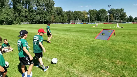 Tag 5 beim METZ-CONNECT-FUSSBALL-FREESTYLE-CAMP