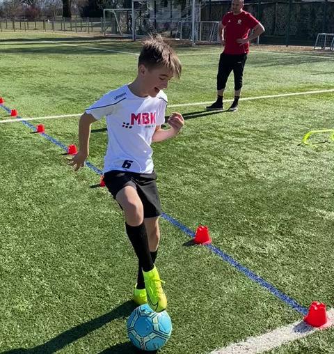 DJK-Jugend bietet Einzeltraining an