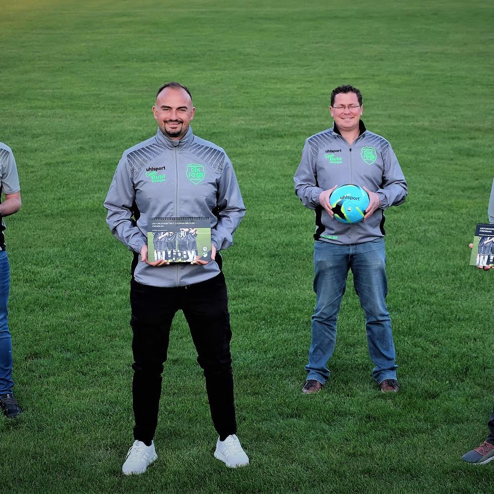 Leistungsorientierte Fußballausbildung im Städtedreieck weiter professionalisiert