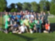 Gelungene Fußballtennis-Premiere im Allmendshofer Sportpark