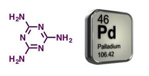 Melamine Ligands for Palladium