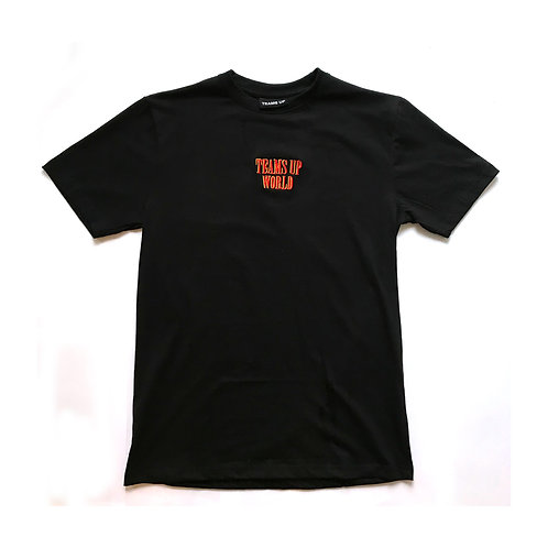 WORLD - BLACK T-SHIRT