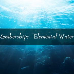 Elemental Water Spray