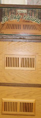 Wood Floor Grates