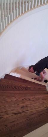 Stairwell Installation