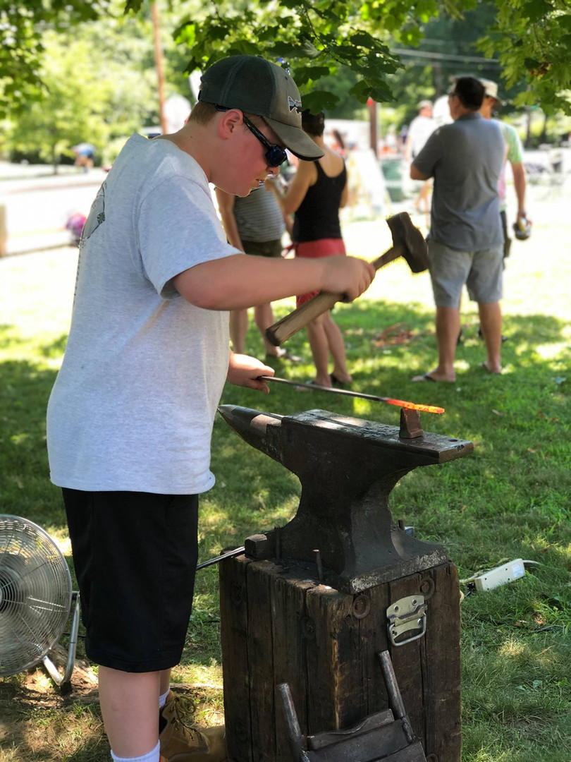Greenfield Forge Amherst Event