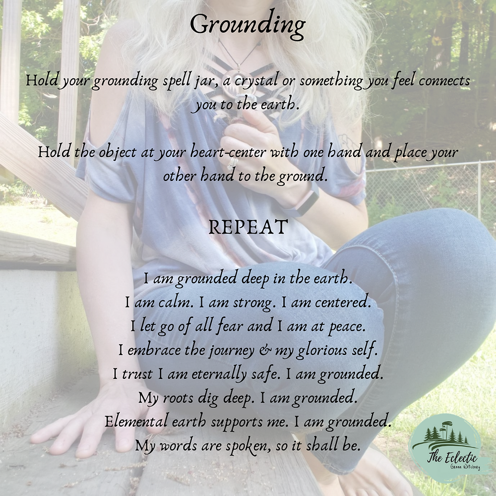 Grounding Chant